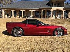 2007 chevrolet Corvette Convertible for sale 100955810