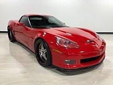 2007 chevrolet Corvette Z06 Coupe for sale 101040637