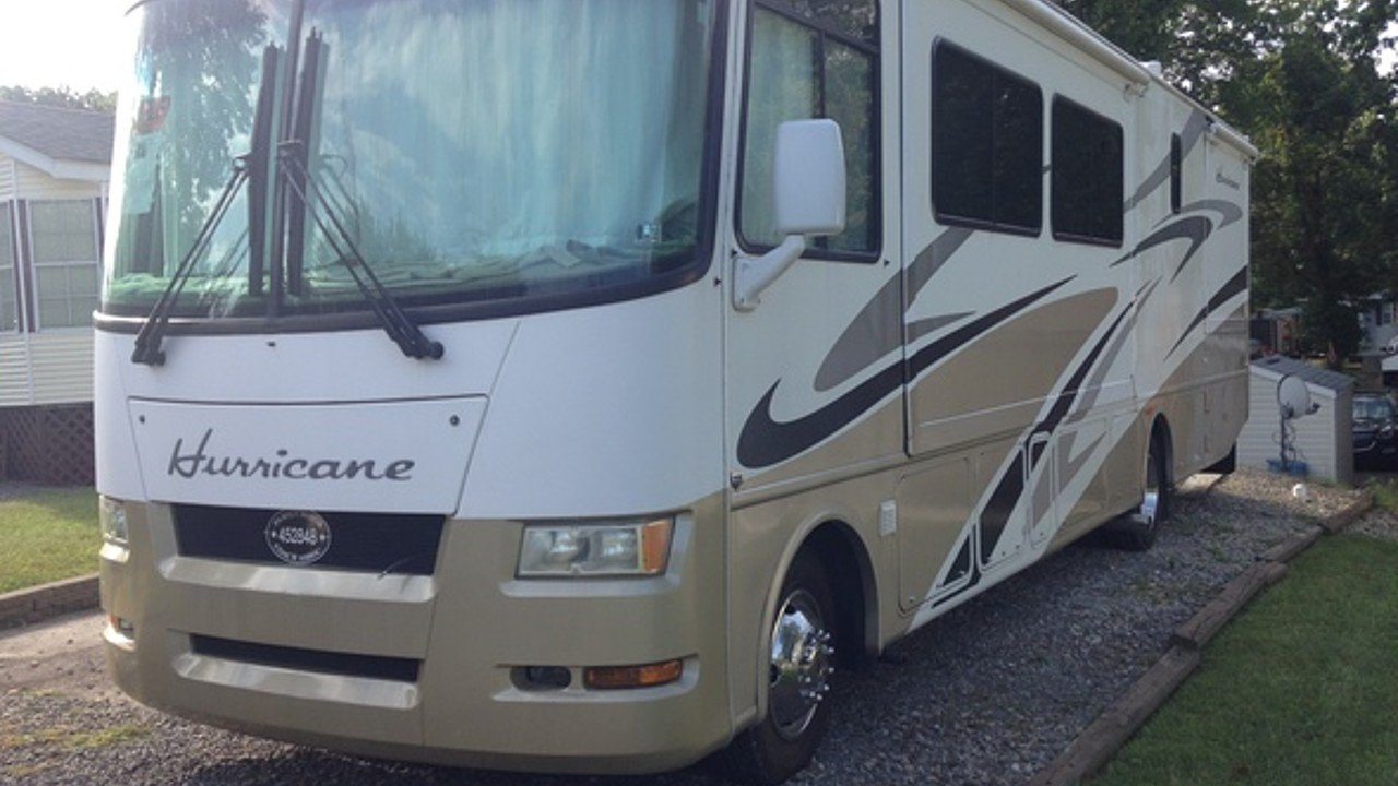 2007 four-winds Hurricane for sale 300173286