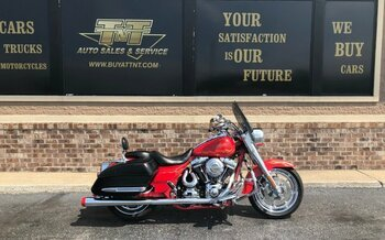 2007 harley-davidson CVO for sale 200597898