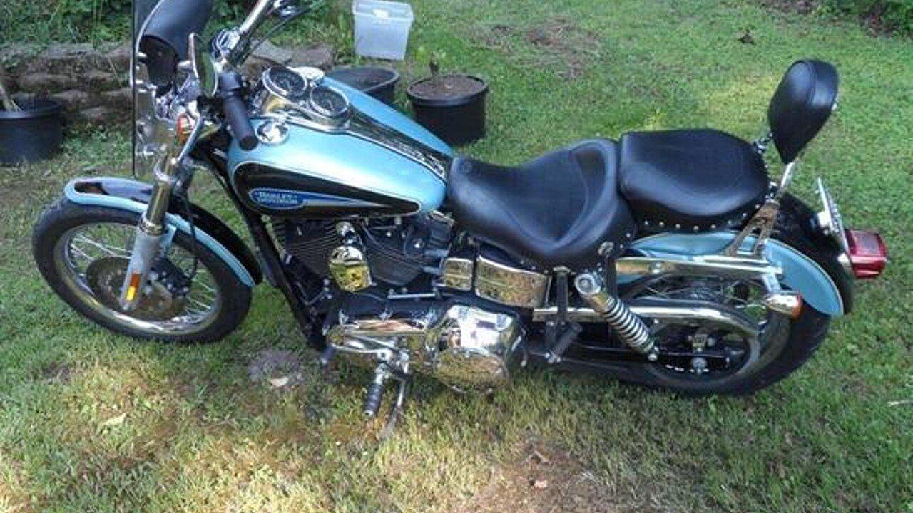 2007 harley-davidson Dyna for sale 200619048