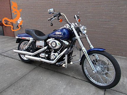 2007 harley-davidson Dyna for sale 200626997