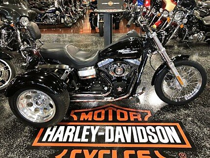 2007 harley-davidson Dyna for sale 200630782