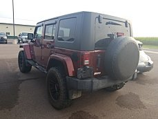2007 jeep Wrangler 4WD Unlimited Sahara for sale 101021581