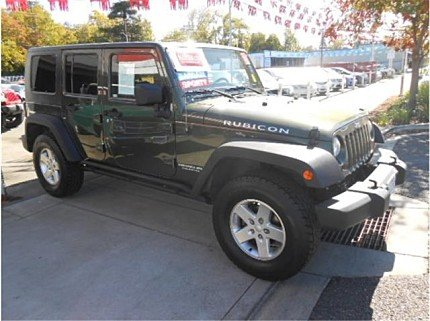 2007 jeep Wrangler 4WD Unlimited Rubicon for sale 101040159