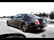 2007 maserati Quattroporte for sale 100962433