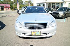 2007 mercedes-benz S550 4MATIC for sale 100946390