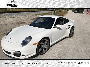 2007 porsche 911 Turbo Coupe for sale 100940784