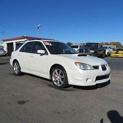 2007 Subaru Impreza Wrx Classics For Sale Classics On Autotrader
