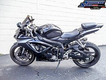 2007 suzuki GSX-R600 for sale 200618189