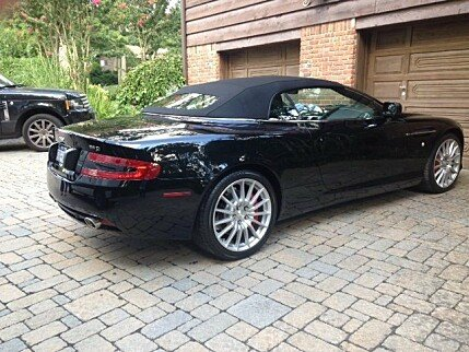 2008 Aston Martin DB9 Volante for sale 100789234