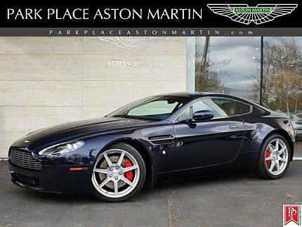 2008 Aston Martin V8 Vantage Coupe for sale 100754658