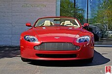 2008 Aston Martin V8 Vantage Roadster for sale 100757084