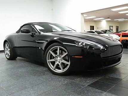2008 Aston Martin V8 Vantage Roadster for sale 100799130