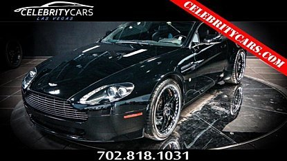 2008 Aston Martin V8 Vantage Coupe for sale 100815892