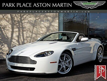 2008 Aston Martin V8 Vantage Roadster for sale 100849150