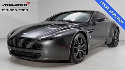 2008 Aston Martin V8 Vantage Coupe for sale 100857979