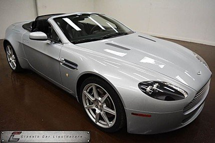 2008 Aston Martin V8 Vantage Roadster for sale 100879993