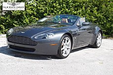 2008 Aston Martin V8 Vantage Roadster for sale 100966823