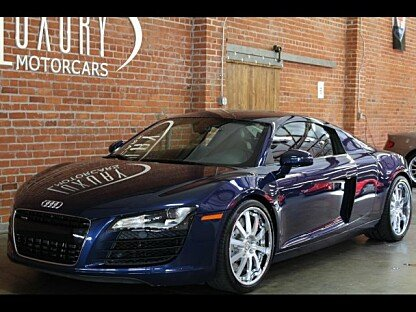 2008 Audi R8 4.2 Coupe for sale 100880994