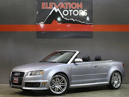 2008 Audi RS4 Classics for Sale  Classics on Autotrader