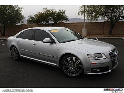 2008 Audi S8 for sale 100834669