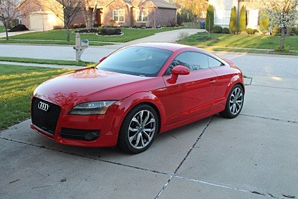 2008 Audi TT 2.0T Coupe for sale 100767640