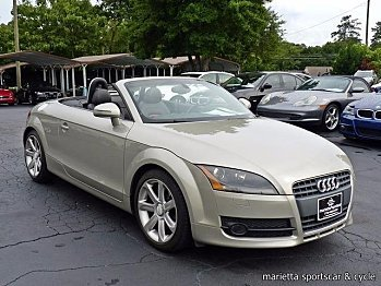 2008 Audi TT 2.0T Roadster for sale 100873264