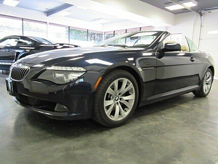 2008 BMW 650i Convertible for sale 100780769