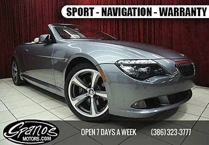 2008 BMW 650i Convertible for sale 100795713