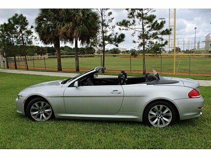 2008 BMW 650i Convertible for sale 100817458