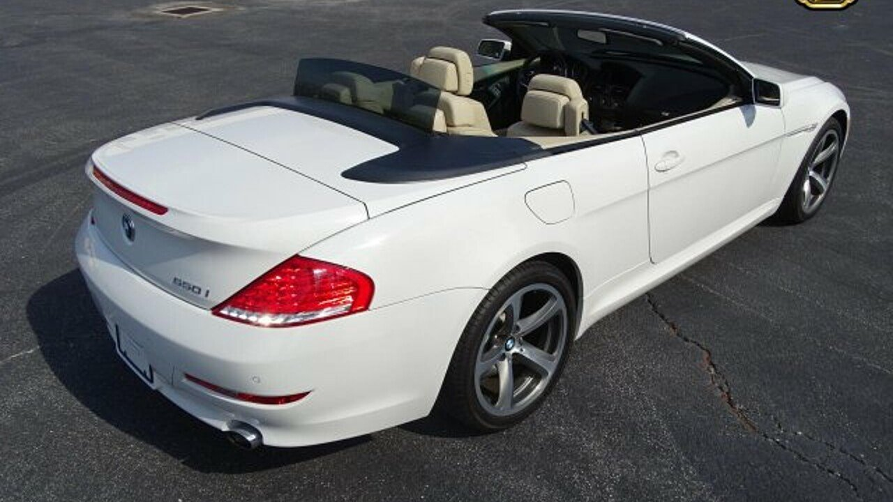 2008 BMW 650i Convertible for sale near O Fallon, Illinois 62269 ...