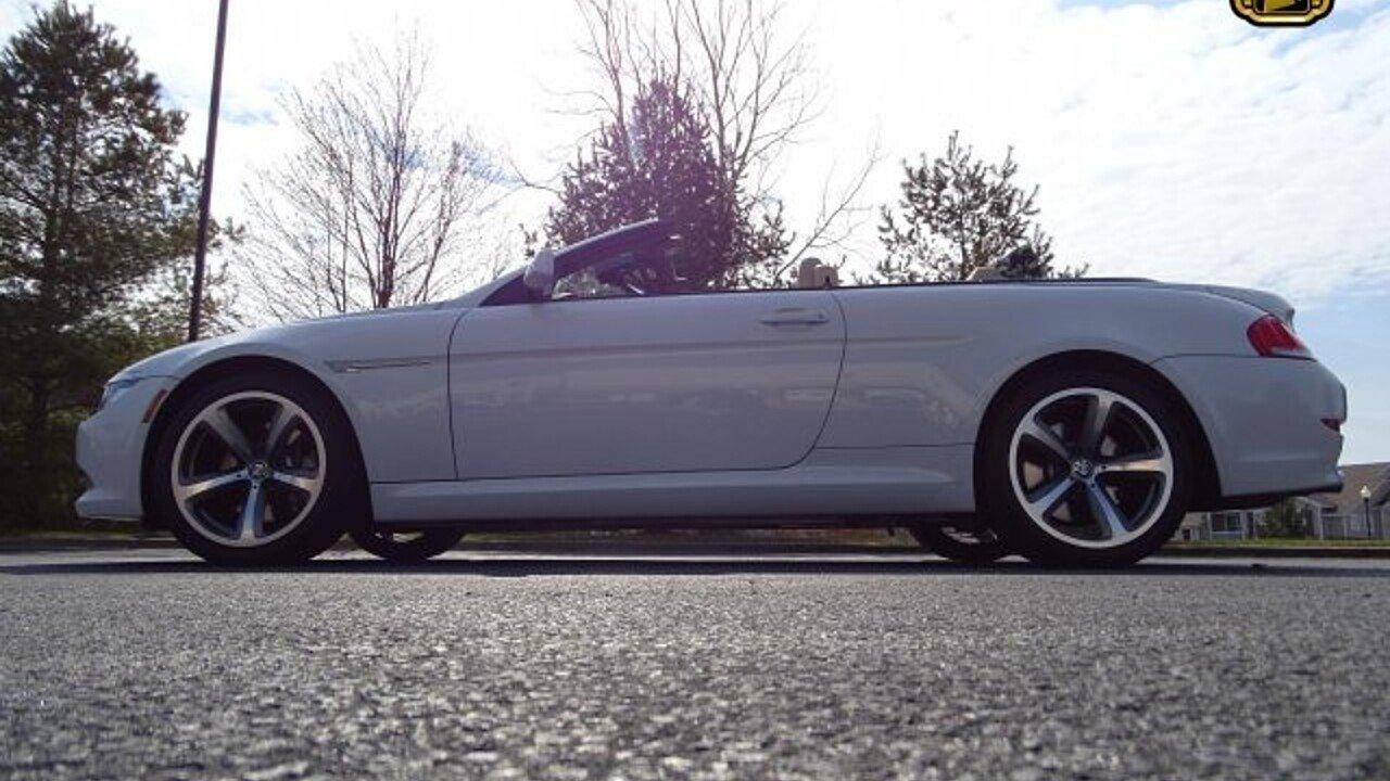 2008 BMW 650i Convertible for sale near O Fallon, Illinois 62269 ...