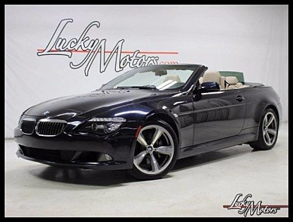 2008 BMW 650i Convertible for sale 100916913