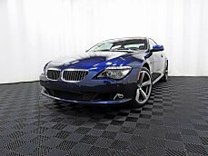 2008 BMW 650i Coupe for sale 100955960