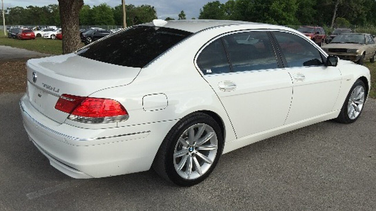 BMW Li For Sale Near Macomb Michigan Classics On - 2008 bmw 750il