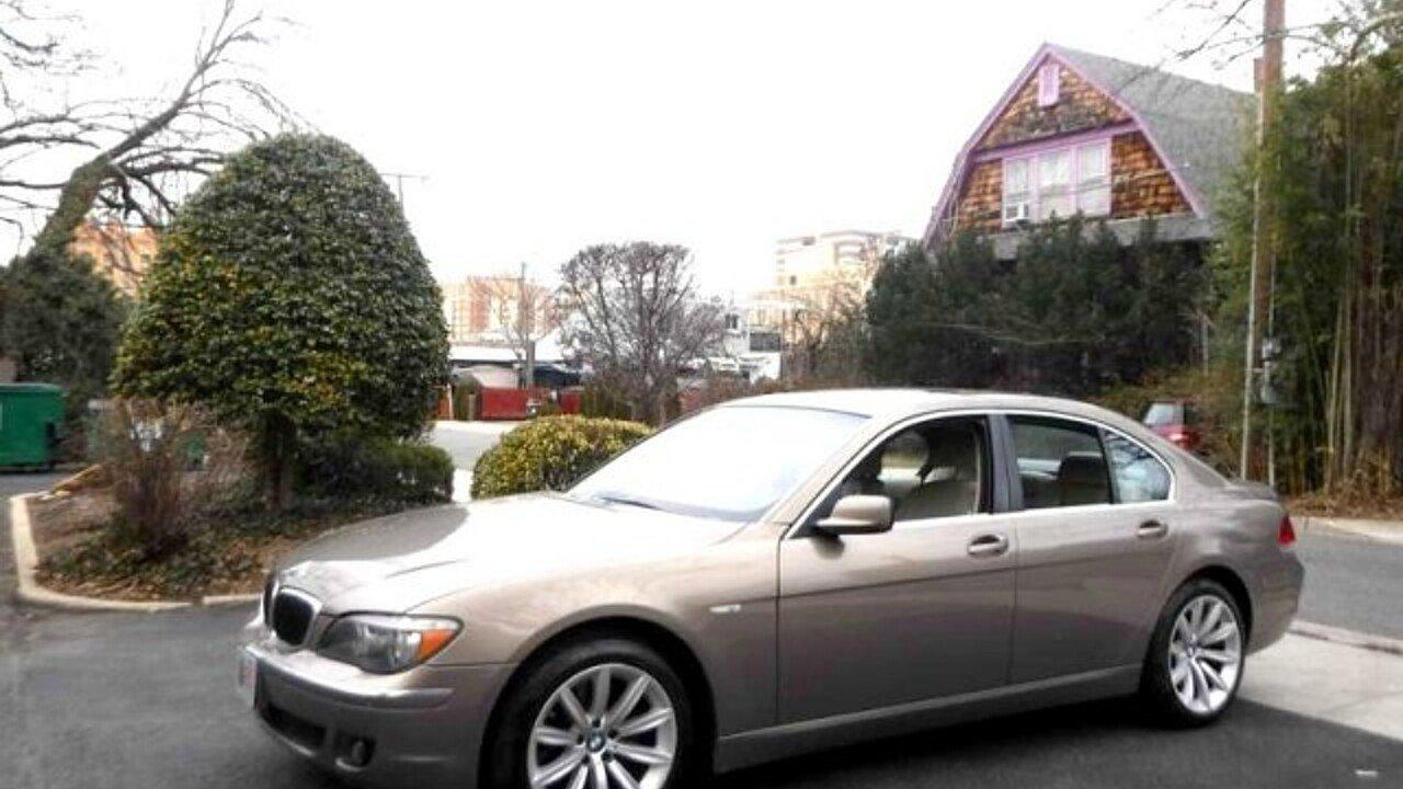 BMW I For Sale Near Arlington Virginia Classics - 2008 bmw 750i