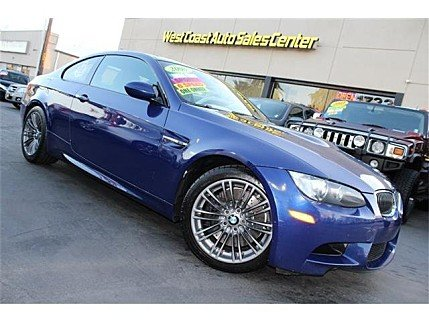 2008 BMW M3 Coupe for sale 100862275