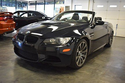 2008 BMW M3 Convertible for sale 100912505