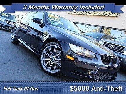 2008 BMW M3 Sedan for sale 100991883