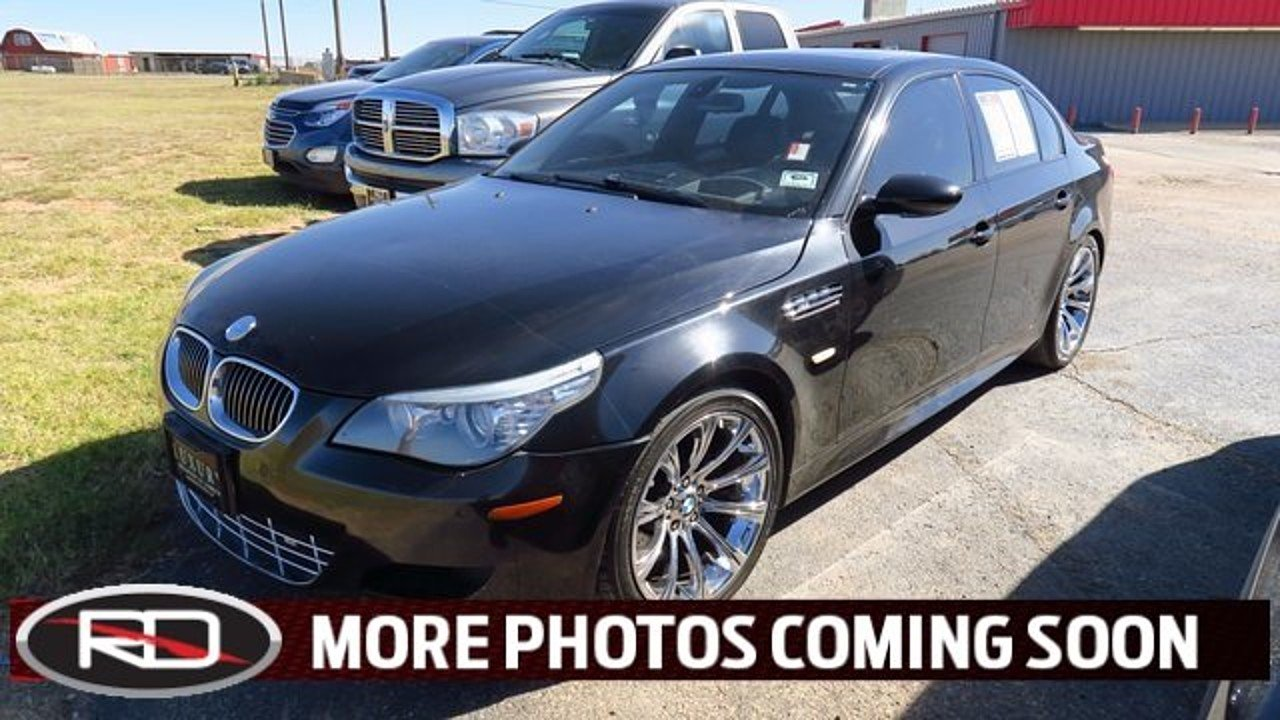 2008 BMW M5 for sale 100819772