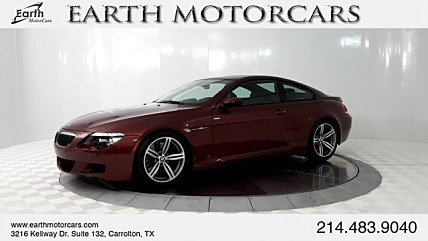 2008 BMW M6 Coupe for sale 100862008