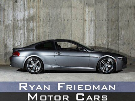 2008 BMW M6 Coupe for sale 100977460