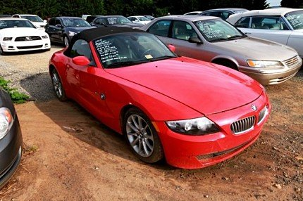 2008 BMW Z4 3.0i Roadster for sale 100749819