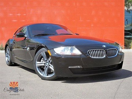 2008 BMW Z4 3.0si Coupe for sale 100976626