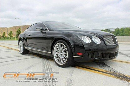 2008 Bentley Continental GT Speed for sale 100768187