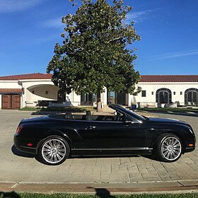 2008 Bentley Continental GTC Convertible for sale 100785840