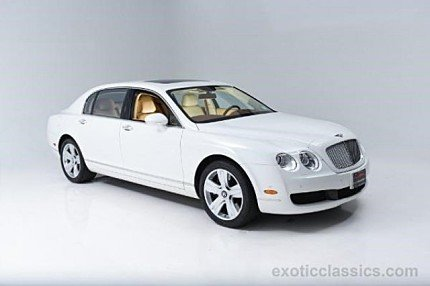2008 Bentley Continental Flying Spur for sale 100822154
