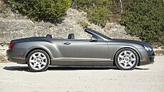 2008 Bentley Continental GTC Convertible for sale 100857855