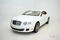 2008 Bentley Continental GT Speed for sale 100911159